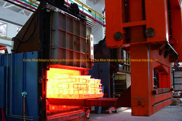 Heat treatment Furnace for crusher spare parts